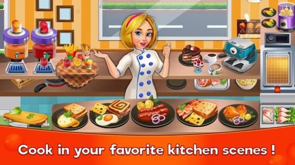 分手厨房截图欣赏