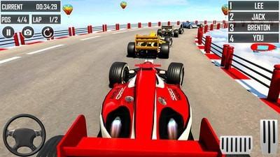F1赛车截图欣赏
